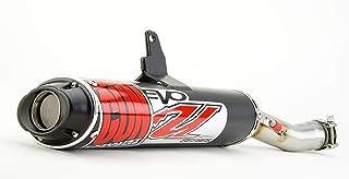 Big Gun Exhaust EVO Sport Utility Slip-On, Color: Black, Material: Aluminum