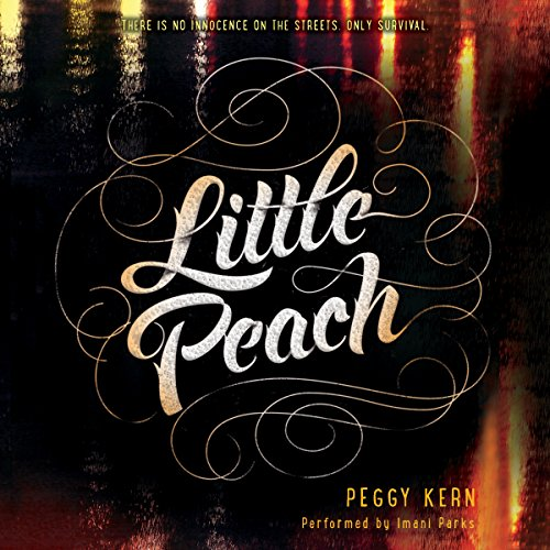 Little Peach audiobook cover art