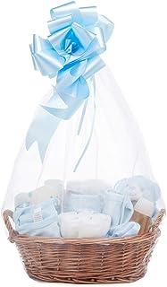 Baby Box Shop - Cesta regalo bebé niño con ropa de beb