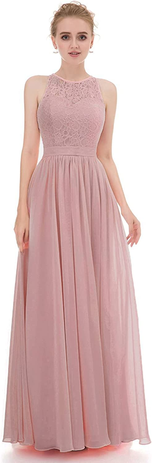 Bridesmaid Dresses Long Prom Dress Halter Evening Homecoming Dresses
