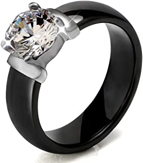 Best black pearl stone ring Reviews