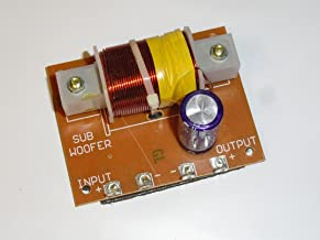 12V Low Pass Speaker Subwoofer Crossover for 8 Ohm or 4 Ohm