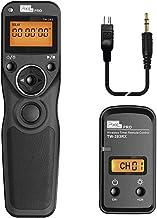 Best PIXEL TW-283 DC2 Wireless Shutter Remote Release Control Intervalometer FSK 2.4GHz for Nikon Digital SLR Cameras D5000 D5100 D5200 D5300 D5500 D90 D7000 D7100 D7200 Review
