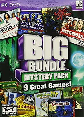 Big Bundle Mystery Pack, 9 Great Games