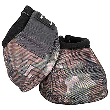 Classic Rope Company Dynohyde No Turn Bell Boot Camo Medium