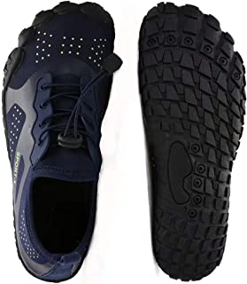 visionreast Mens Womens Water Sport Shoes Quick-Dry Aqua Socks Lightweight Pool Shoes Barefoot Swim Shoes for Summer Beach