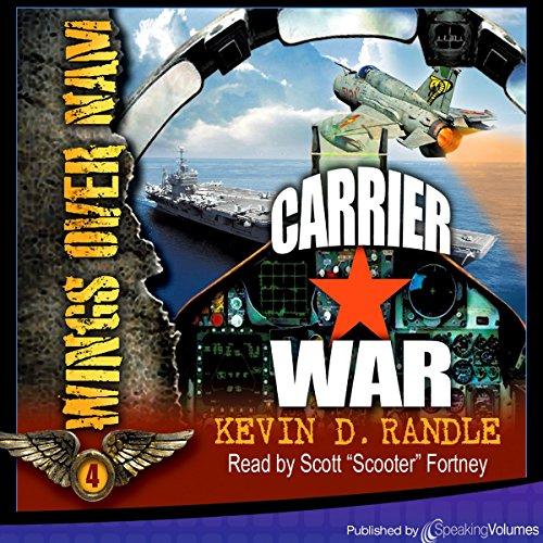 Carrier War cover art