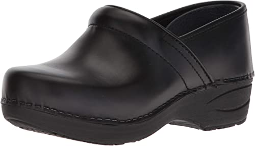 Dansko New Wohommes XP 2.0 Clog noir Pull Pull Up 38  60% de réduction