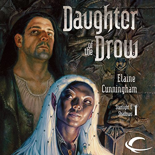 Daughter of the Drow cover art