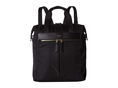 KNOMO London 13 Mini Chiltern Totepack (Black) Bags