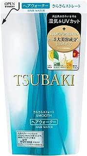 Shiseido Tsubaki New Smooth Hair Water - 200ml - Refill (Green Tea Set)
