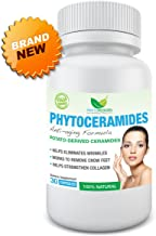 Phytoceramides- Ultimate Face Lift Anti Aging Solution Recommended   Superior Quality and 100% All Natural   Gluten Free
