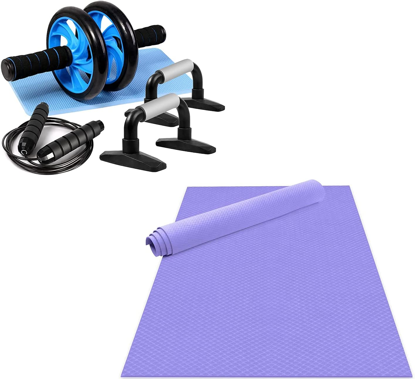 Odoland Large Yoga Mat 78.7'' x x6mm 6.56'x4.26' Pi Low Max 86% OFF price for 51.2''