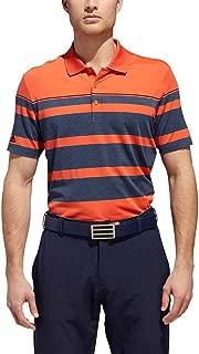 adidas Men' Ultimate Engineered Stripe Polo TM1414F8-P