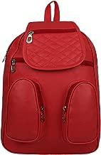 Tarshi Pu Red Backpack For Women