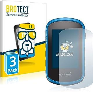 Transparente 2 Unidades BROTECT Protector Pantalla Compatible con Garmin DriveSmart 61 LMT-S