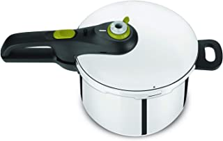 TEFAL Secure 5 Neo Pressure Cooker, Silver, 4 L, P2534250