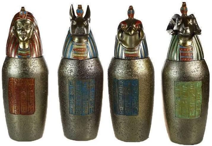 Lacheuse Serie de 4 jarrones CANOPE