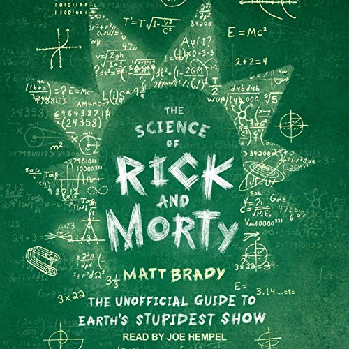 The Science of Rick and Morty cover art