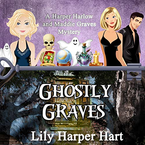 Ghostly Graves Audiobook By Lily Harper Hart cover art