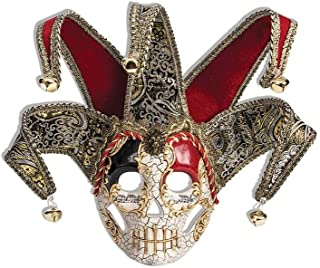 venetian jester mask for sale