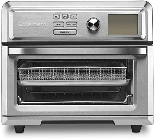 lowest Cuisinart Convection Toaster outlet sale Oven Airfryer, high quality Digital, Silver sale