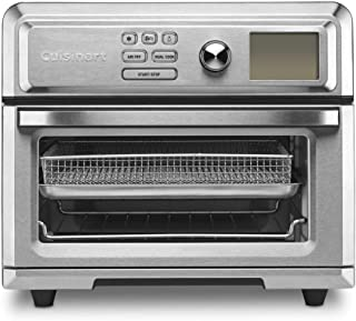 Cuisinart Convection Toaster Oven Airfryer, Digital, Silver