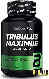 BioTech USA Tribulus Maximus (1500) 90 tabletek, 1 opakowanie (1 x 171 g)