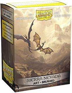 Dragon Shield Sleeves - 100 CT - MGT Card Sleeves - Compatible with Magic The Gathering Card Sleeves Pokémon and Other Car...