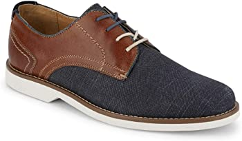 Dockers Mens Hayes Casual Lace-up Plain Toe Oxford Shoe
