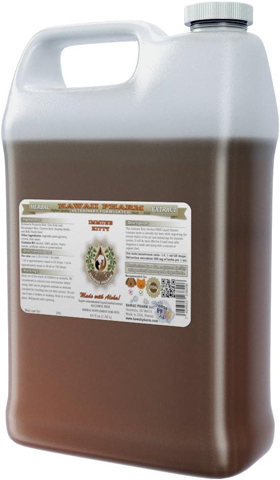 HawaiiPharm Immune Kitty Veterinary Oakland Ranking TOP3 Mall Alcohol-Free Liquid Natural