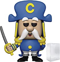 Funko Ad Icons: Quaker Oats - Captain Crunch with Sword Pop! Vinyl Figure (Includes Compatible Pop Box Protector Case)