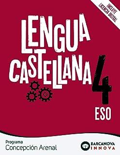 Concepción Arenal 4 ESO. Lengua castellana: Novetat