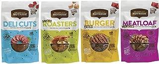 Rachael Ray Nutrish 4 Flavor Dog Treat Variety Pack