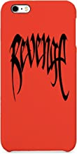 Revenge Red XXXTentacion Rapper Sad Look At Me Phone Case Hard Plastic 3D Full-Print Protective Phone Case For Iphone Samsung Galaxy Huawei Mobile Cellphone