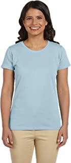 4.4 oz. 100% Organic Cotton Classic Short-Sleeve T-Shirt (EC3000)