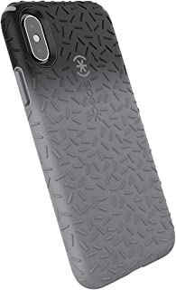 Speck Products CandyShell Fit iPhone Xs/iPhone X Case, Black Ombre Gunmetal/Gunmetal Grey