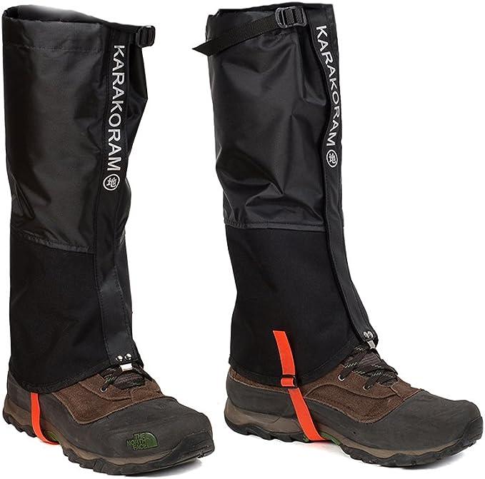 Weanas Unisex Outdoor Mountain Snow Legging Gaiters