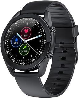 Smart Watch, G33 Bluetooth Call Opaska, 24-godzinna tętna ciśnienie krwi Fizjologiczne Monitorowanie zdrowia SmartWatch Mę...
