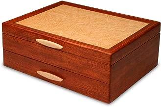 Heartwood Creations Cascade II Jewelry Box - 1 Drawer