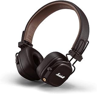 Marshall Major IV Bluetooth Opvouwbare Hoofdtelefoon - Bruin