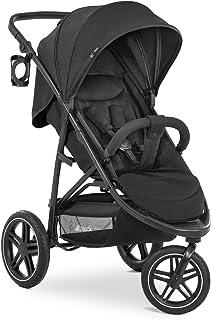 Hauck Rapid 3R, barnvagnspaket upp till 25kg med fullt liggläge från födseln, höj- och sänkbart handtag, mugghållare, XL ...