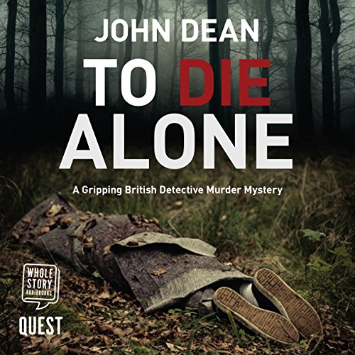 To Die Alone audiobook cover art