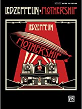Alfred Led Zeppelin - Mothership - Guitar Tab Songbook