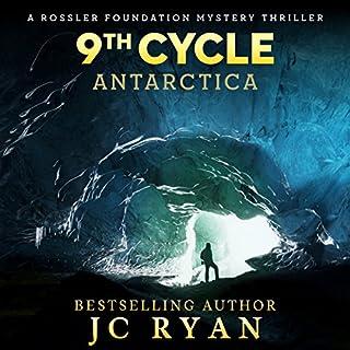 Ninth Cycle Antarctica audiobook cover art