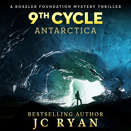 Ninth Cycle Antarctica audiobook cover art