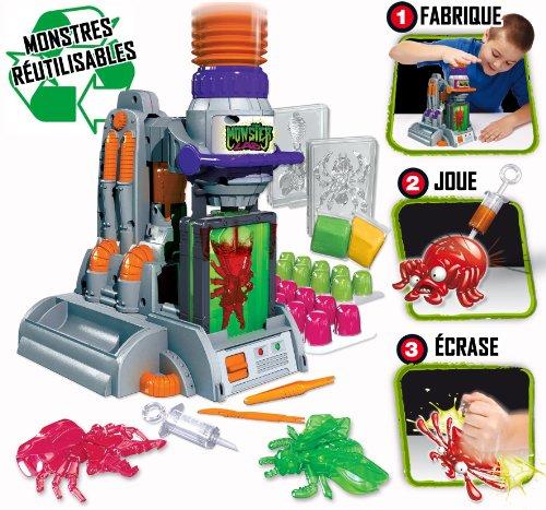 Monster Lab - GPF3180 - Laboratoire de monstres