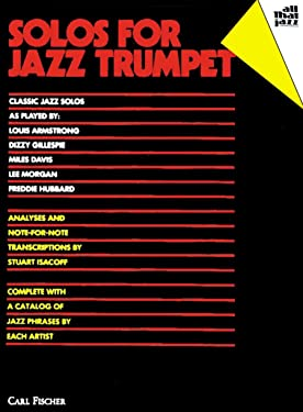 Solos for Jazz Trumpet: Classic Jazz Solos