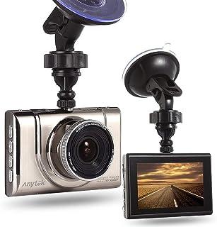 A100 + Câmera DVR de carro 1080p HD Traço Cam Recorder Lente de 170 graus Lente WDR Monitoramento de Estacionamento Visão ...