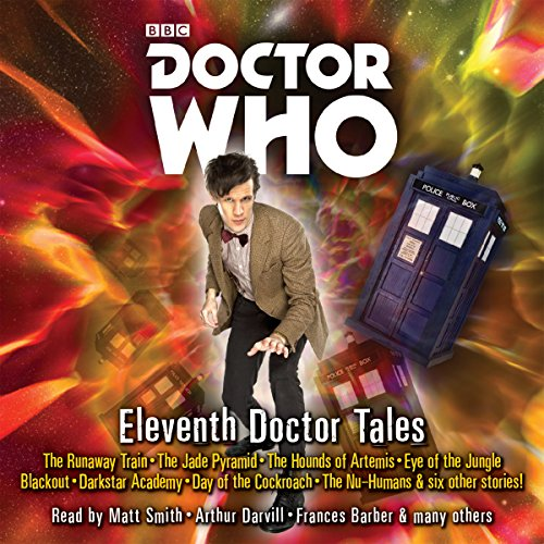Couverture de Doctor Who: Eleventh Doctor Tales
